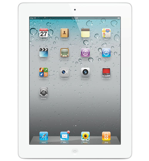 ipad 3 16GB Wifi + 3G White - GSM Unlocked