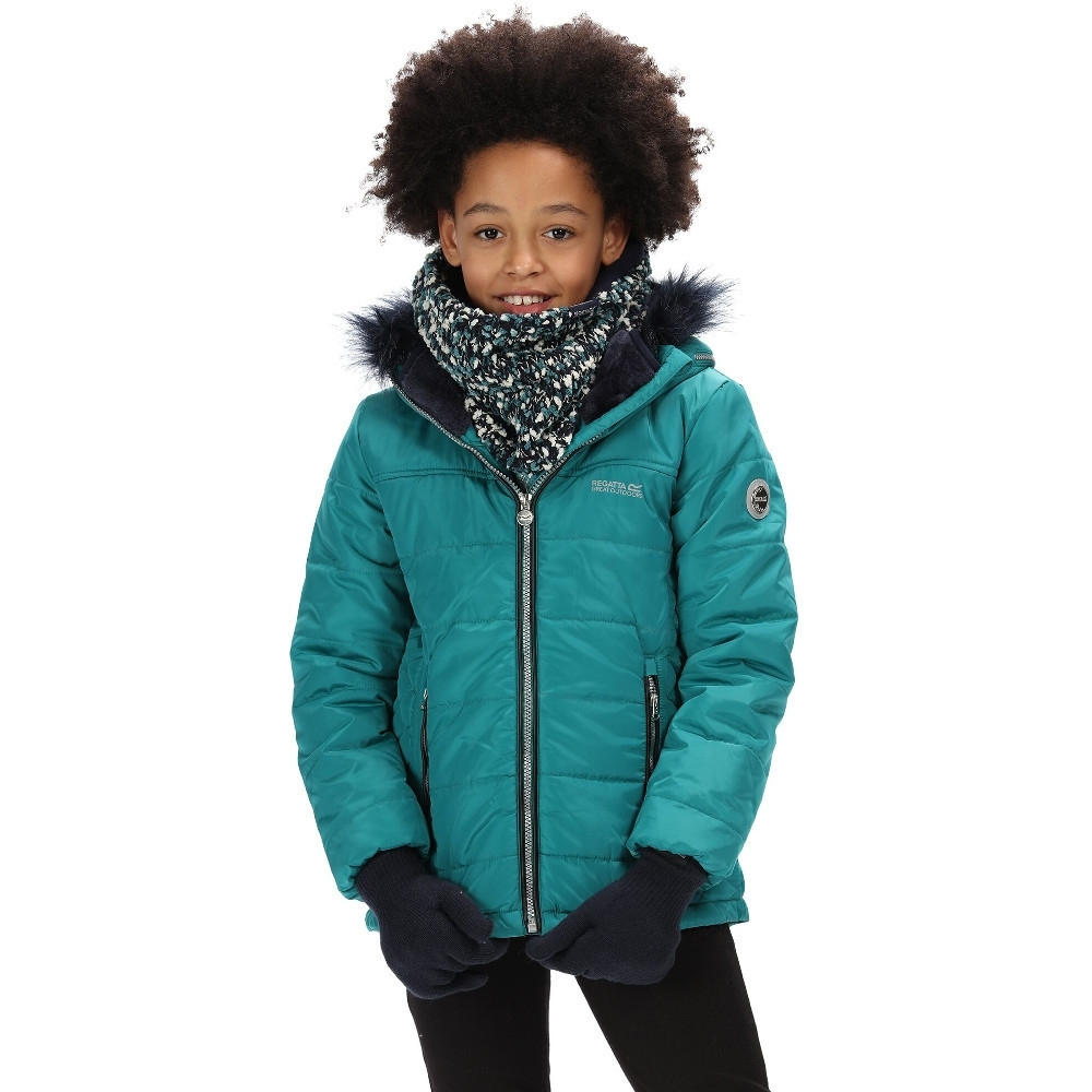 Regatta Boys Westhill Water Repellent Thermo Guard Jacket 11-12 Years - Chest 75-79cm
