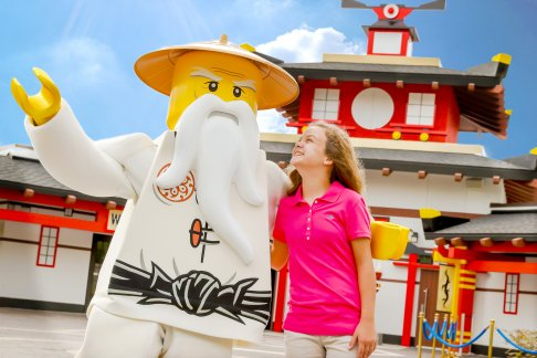 LEGOLAND® - Length of Stay Water Park Combo Pass (2 Visits)