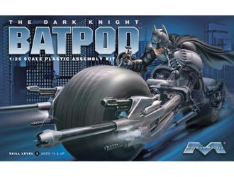 Bat Pod Plastic Model Kit from Batman The Dark Knight