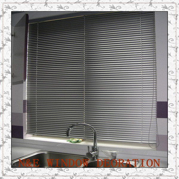 window aluminum blinds for living room/kichen room and bedroom blinds with cost