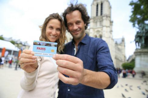 The Paris Pass® - Entry to 60+ Attractions - 3 Day