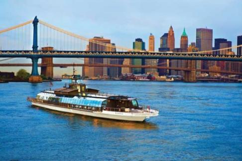 Bateaux New York - Brunch Cruise