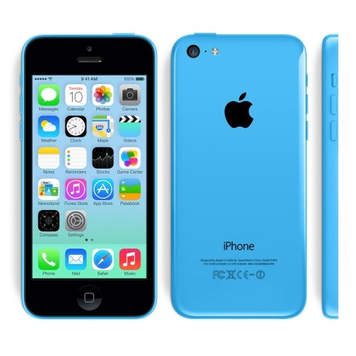 Reconditionné Apple iPhone 5C Smartphone-Unlocked- Bon état