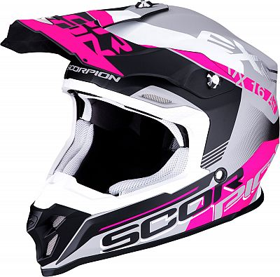 Scorpion VX-16 AIR S19 Arhus, cross helmet