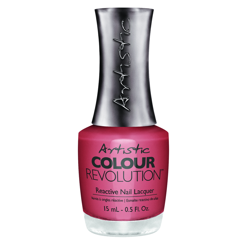 * artistic nail design artistic colour revolution too much sauce, coral creme, 15ml