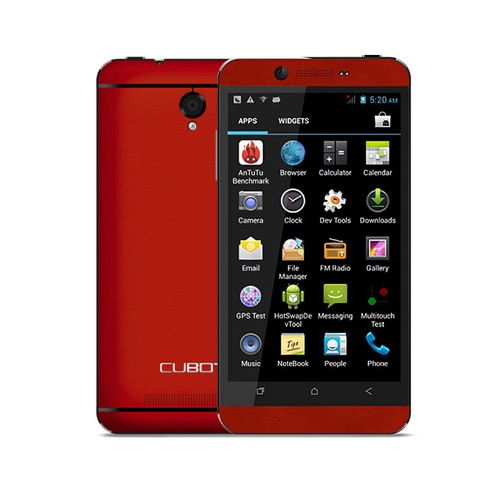 CUBOT ONE-S 4.2 Android 3G Smartphone 4,7