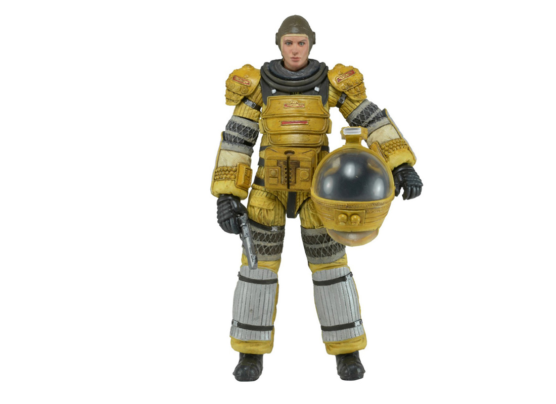 Amanda Ripley in Spacesuit Figure (by NECA 51368)