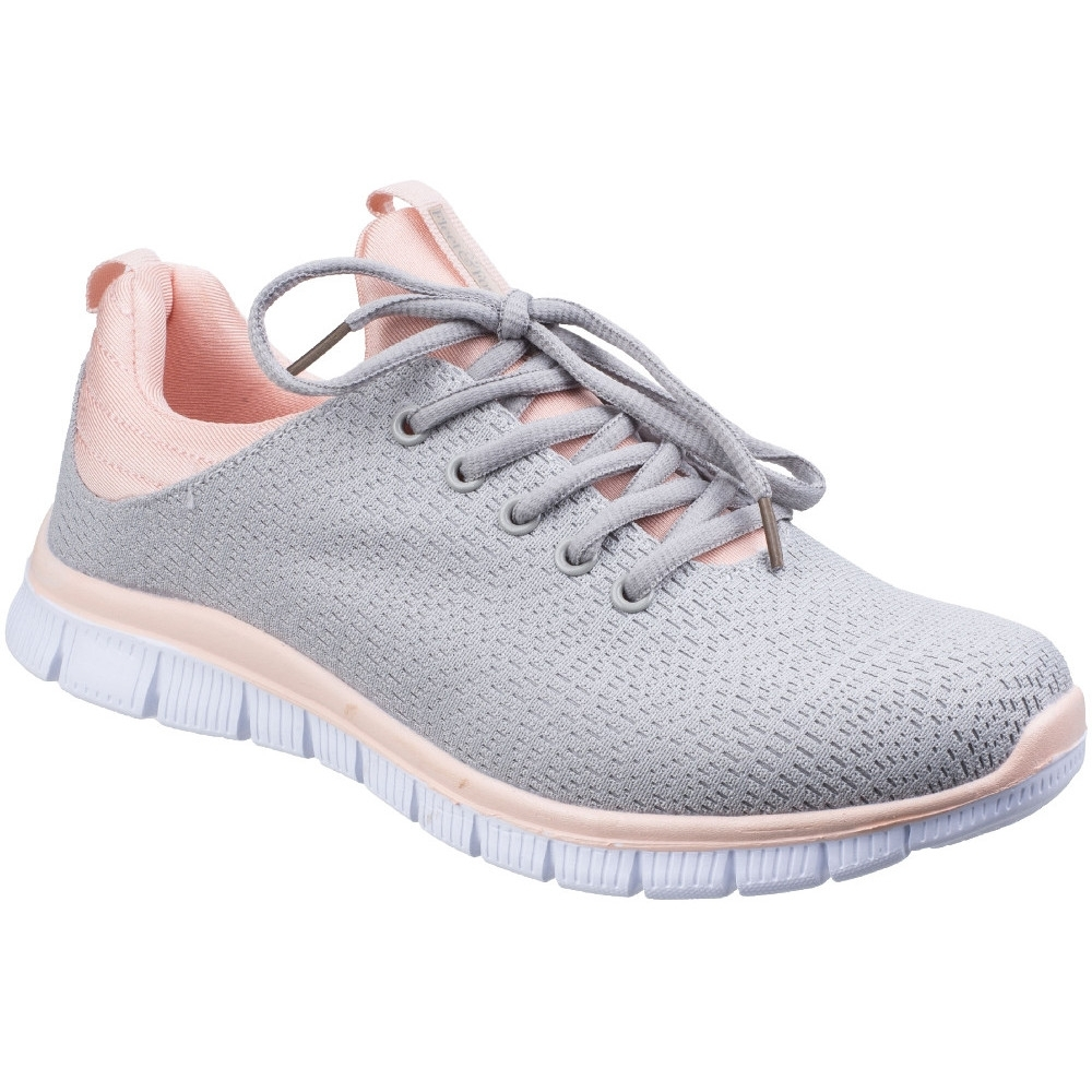 Fleet & Foster Womens/Ladies Pompei Casual Lace Up Fashion Trainers UK Size 5 (EU 38  US 7)