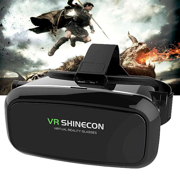 SHINECON 2rd Virtual Reality BOX 3D Glas f¨¹r 4