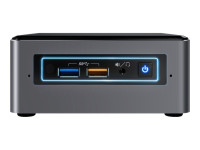 Intel NUC Kit NUC7I3BNHXF - i3-7100U, 4GB, 1TB HDD + 16GB Intel Optane, Intel HD 620, Win10