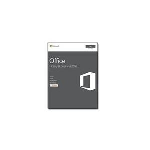 Microsoft Office for Mac Home and Business 2016 - Box-Pack - 1 Mac - ohne Medien, P2 - Mac - Italienisch - Eurozone