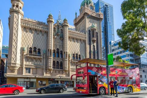 City Sightseeing Melbourne Hop-on Hop-off