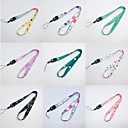 Mobile Universal Phone Strap For iPhone Huawei Xiaomi neck lanyard neckband Squishy lanyard for phones keys Lanyard Neck Hanging Strap Phone necklace