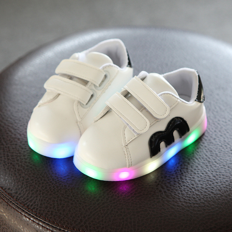 Toddler Trendy LED Board Shoes
