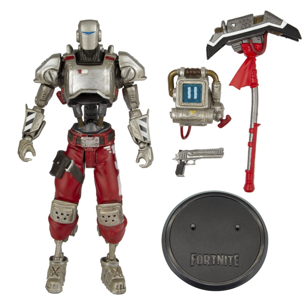 A.I.M. Poseable Figure (by McFarlane Toys 10615)