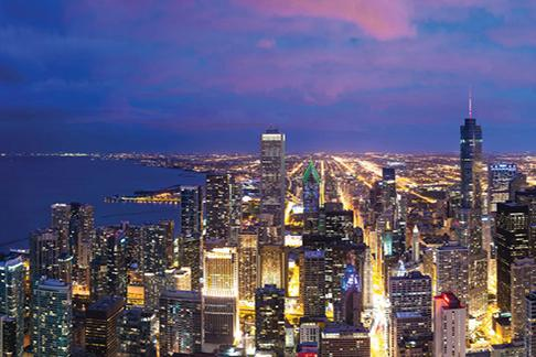 360 Chicago - Sparkling Chicago Experience