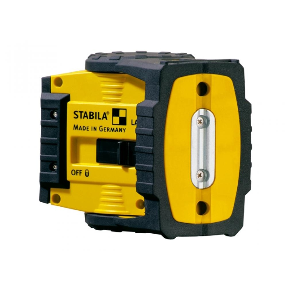 Stabila LAX200 Cross Line Laser + REC210 + Base