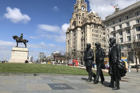 Liverpool Beatles Walking Tour