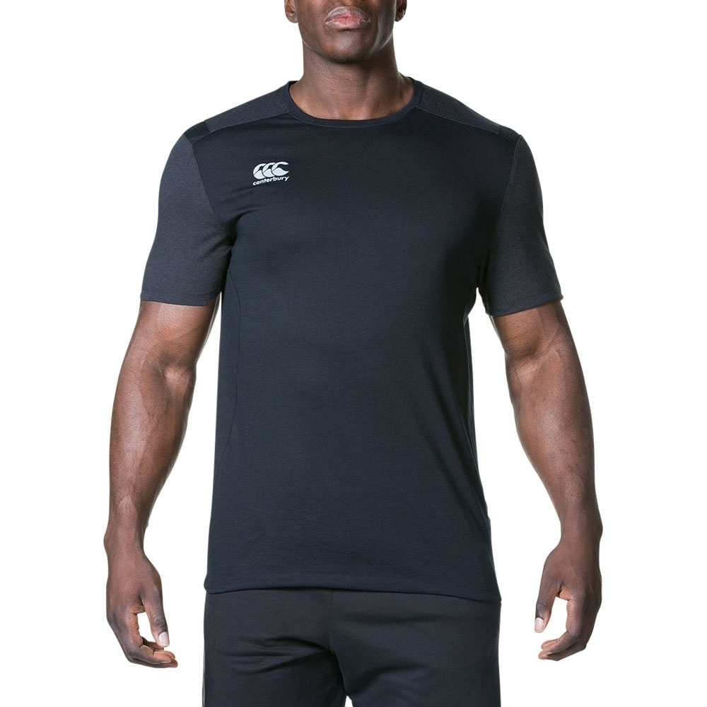 Canterbury Mens Pro Dry Active Reflective Athletic T-Shirt L - Chest 41-43