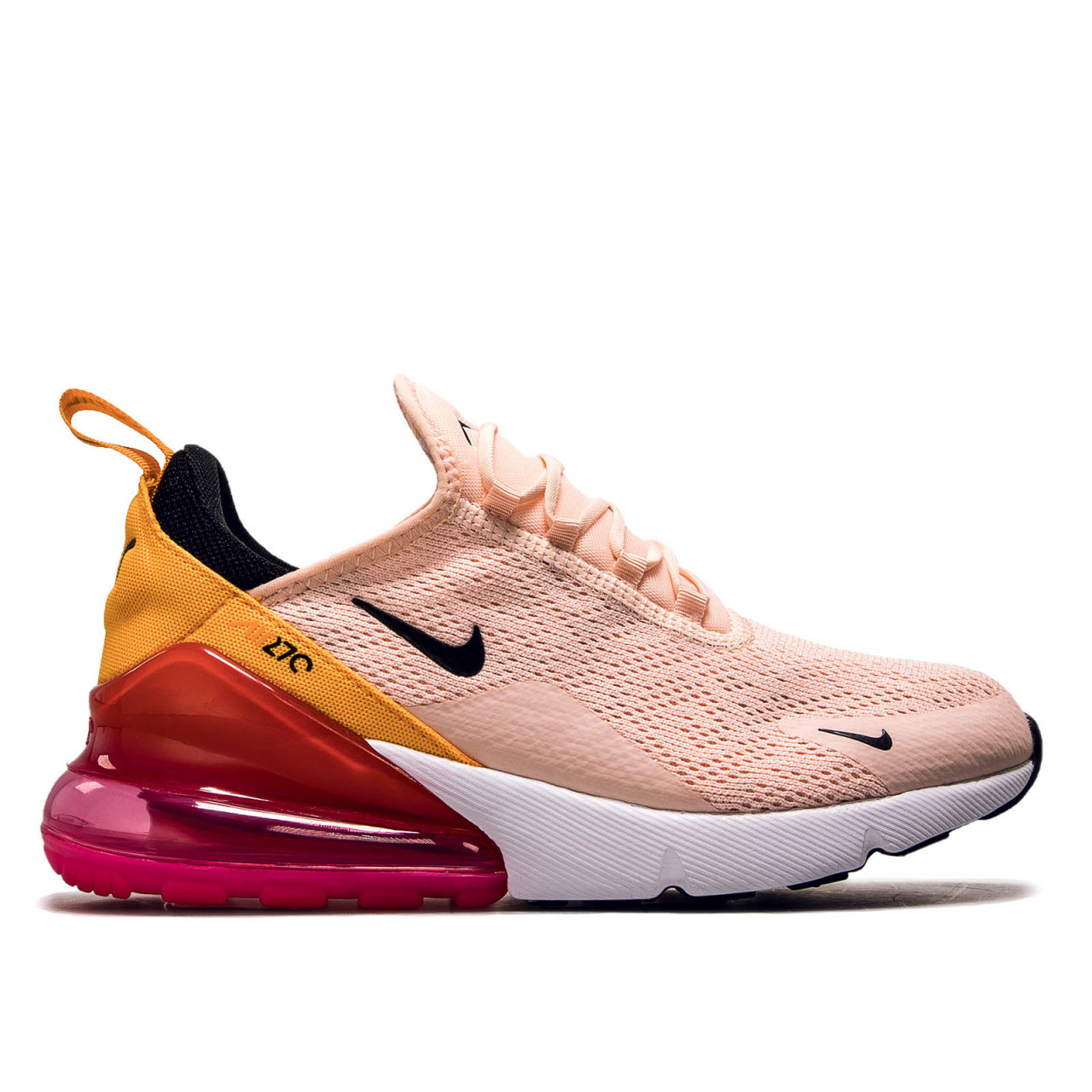 Damen Sneaker Air Max 270 Washed Coral Pink