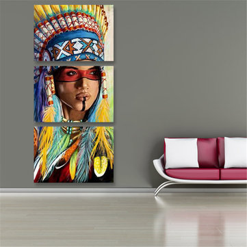 3Pcs No Framed Canvas Prints Painting
