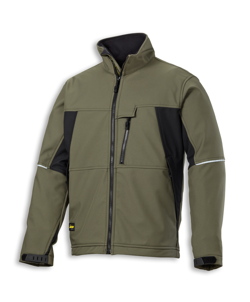 Snickers 1212 Men's softshell jacket
