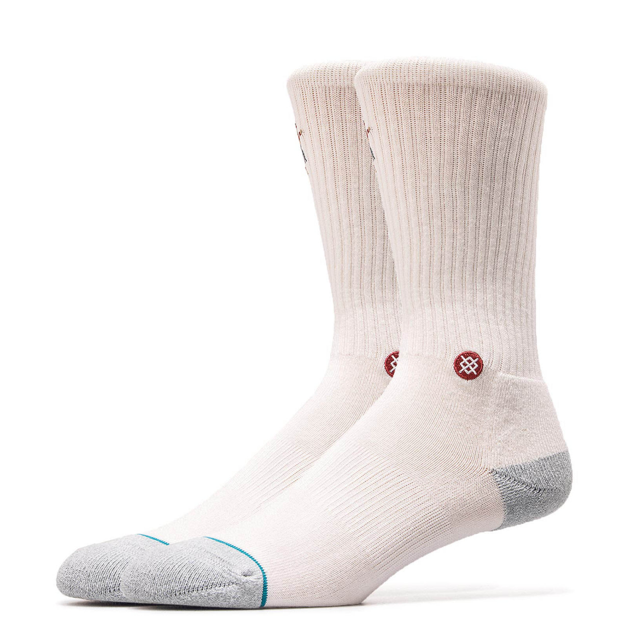 Stance Sock Foundation Reunion White
