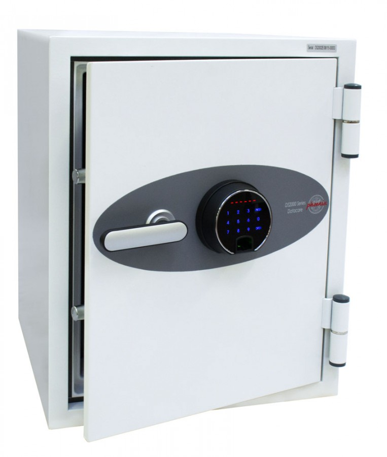 Phoenix Datacare DS2002F Data Safe- Fingerprint Lock