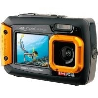Easypix Aquapix W1400 Active Unterwasserkamera (Orange) (10050)