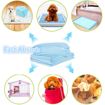 Pet Indoor Training Dog Puppy Pads Super Absorbent Cat Toilet Training Pet Supplies
