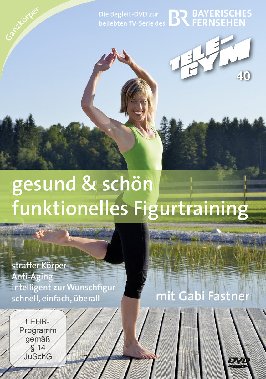 TELE-GYM 40 Funktionelles Figurtraining