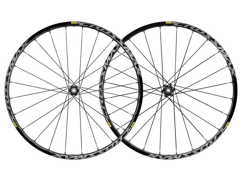 MAVIC Crossmax Elite 27.5 Wheelset XD Black NT