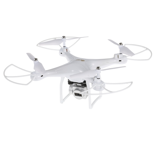 L10 2.4G 0.3MP Cámara Wifi FPV RC Drone Quadcopter - RTF